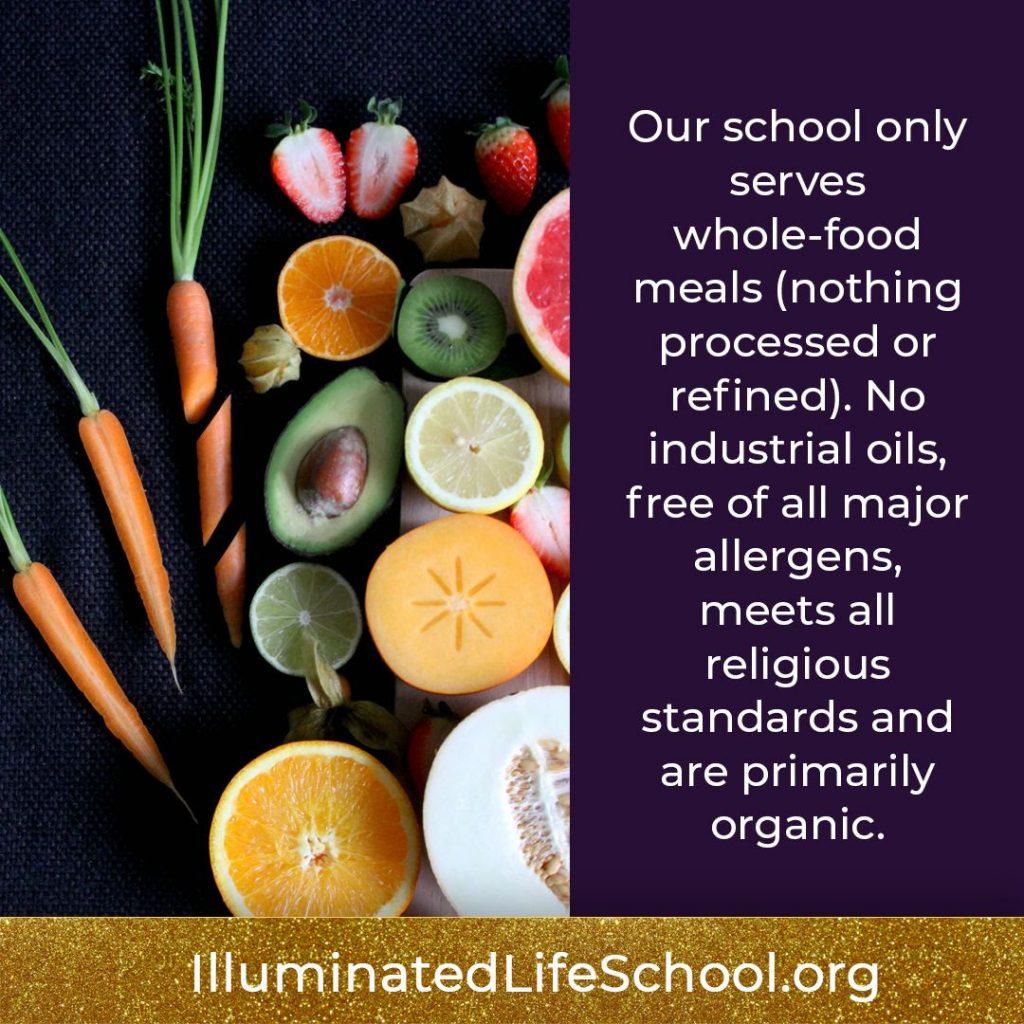 Meals in Schools